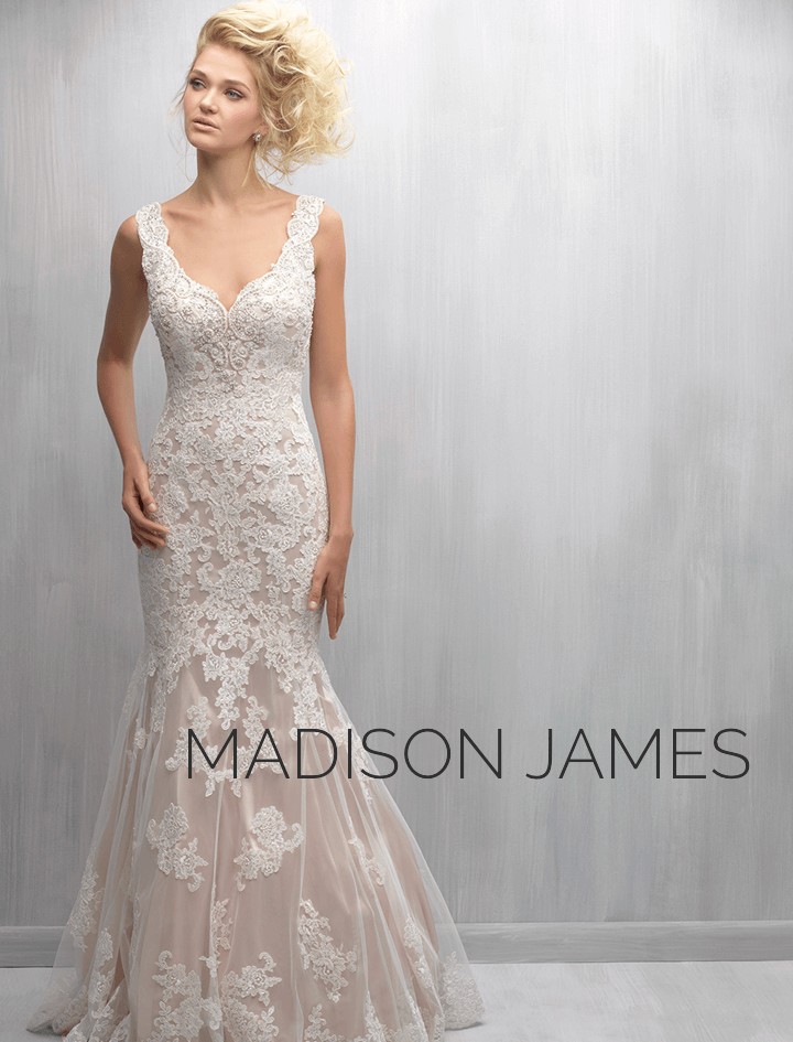 Madison James bridal at Special Event Boutique