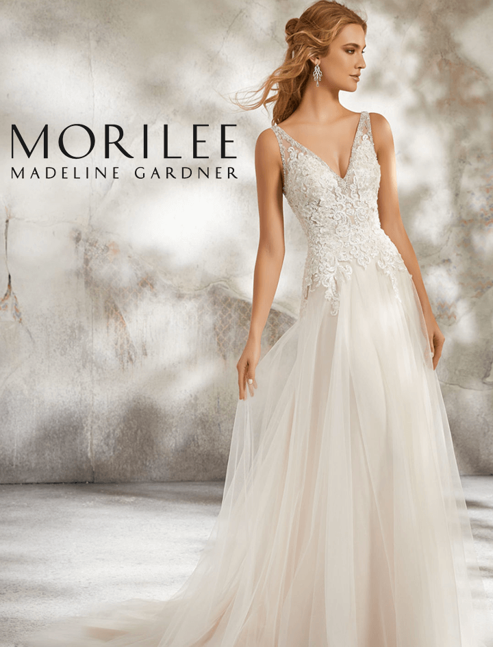 Morilee bridal at Special Event Boutique