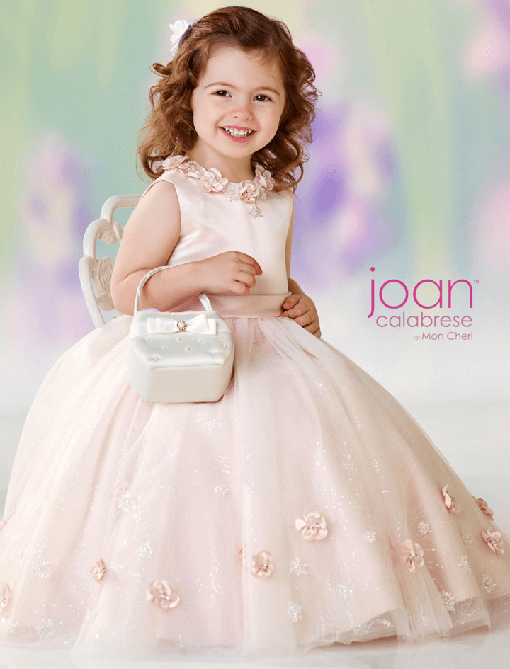 Mon Cheri Flower Girl dresses