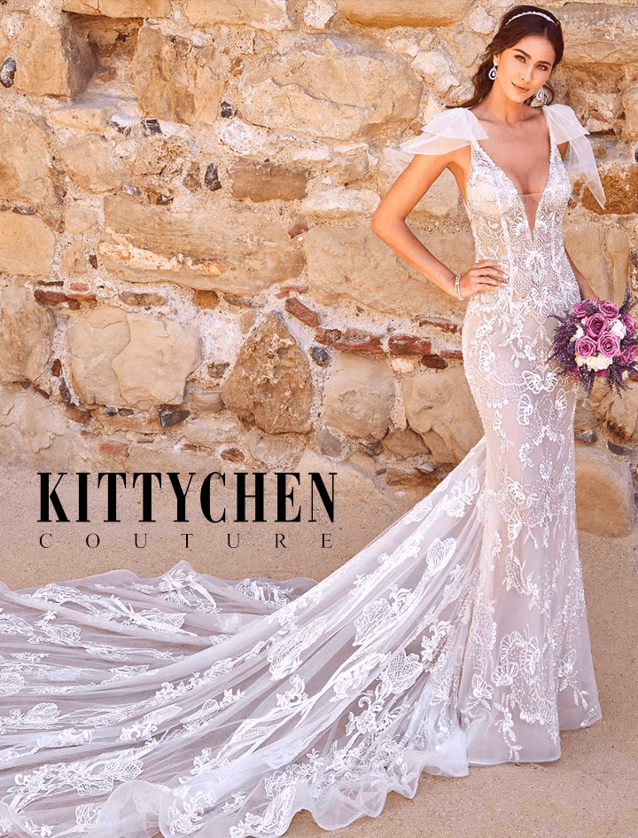 Kitty Chen Couture at Special Event Bridal