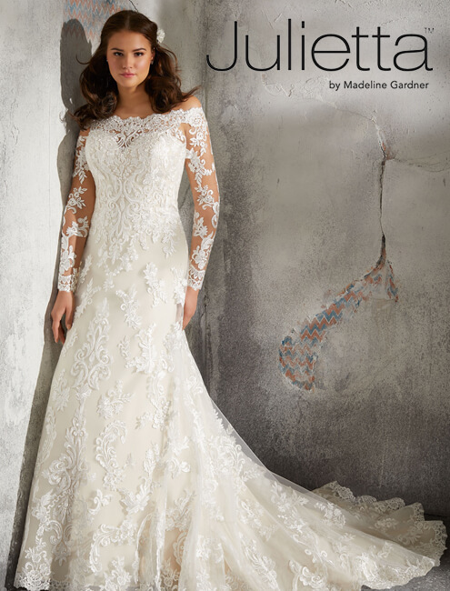 julietta wedding dress