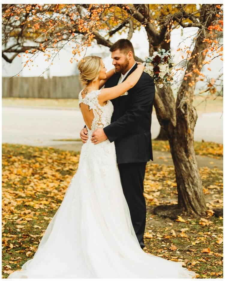 Shanda Arbach wedding